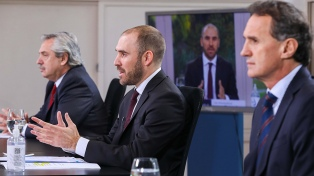 """Guzmán: """"La obra pública juega un rol fundamental para la recuperación económica"""""""