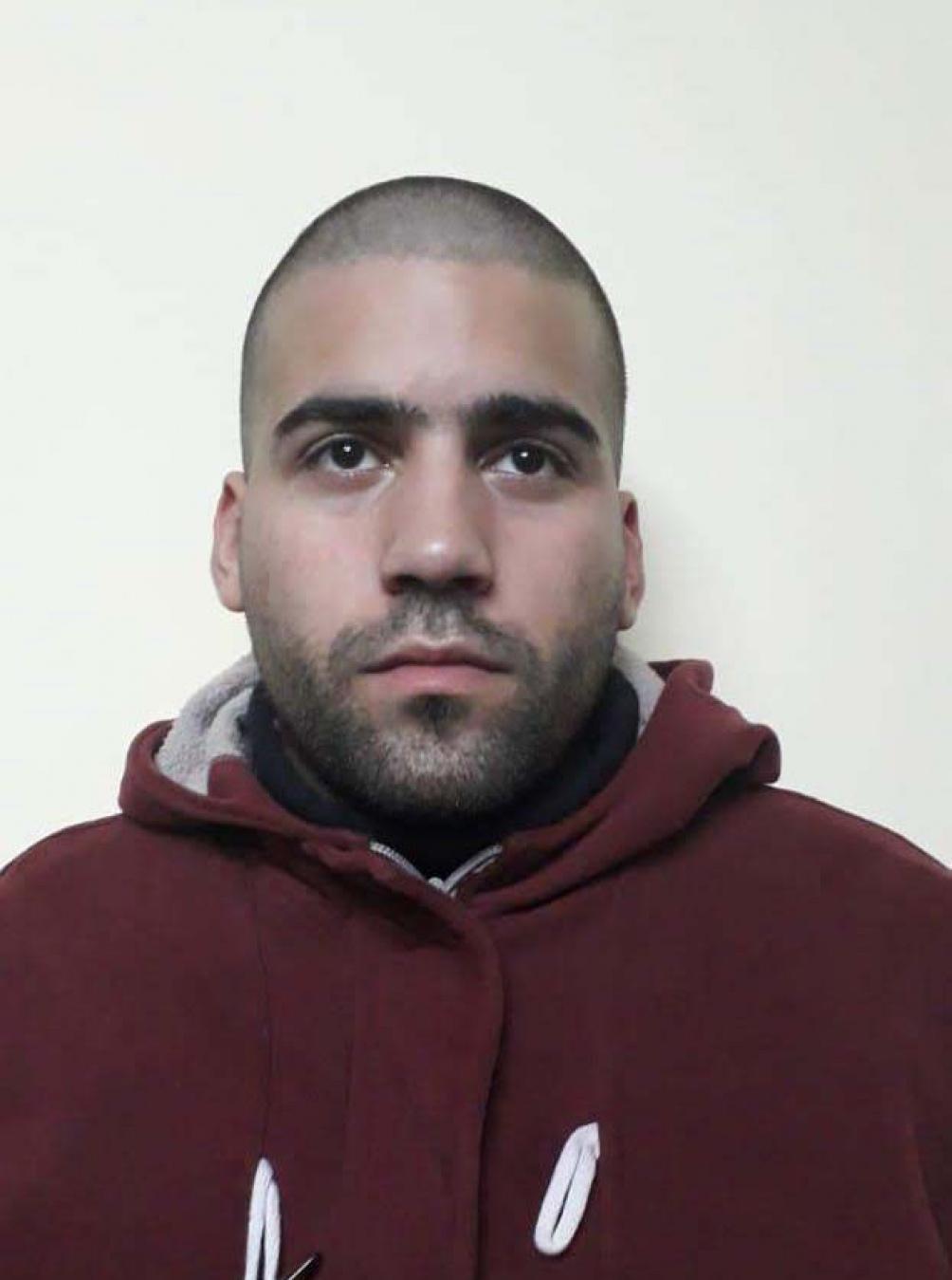 """Juan José Navarro Cádiz pidió la palabra para pedirle """"perdón"""" a los familiares de las víctima y luego se negó a declarar."""