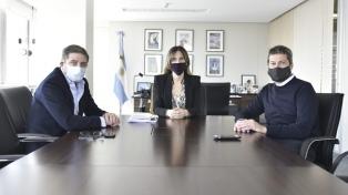 Presentaron al ministro Lammens los protocolos para abrir hoteles turísticos porteños