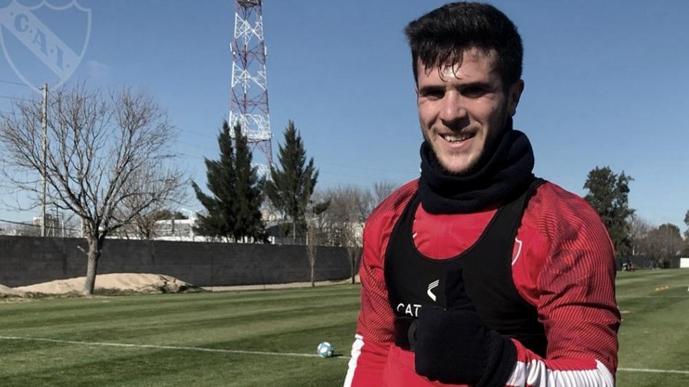 Bustos, el jugador que le podría dar a Independiente la chance de sumar dos refuerzos