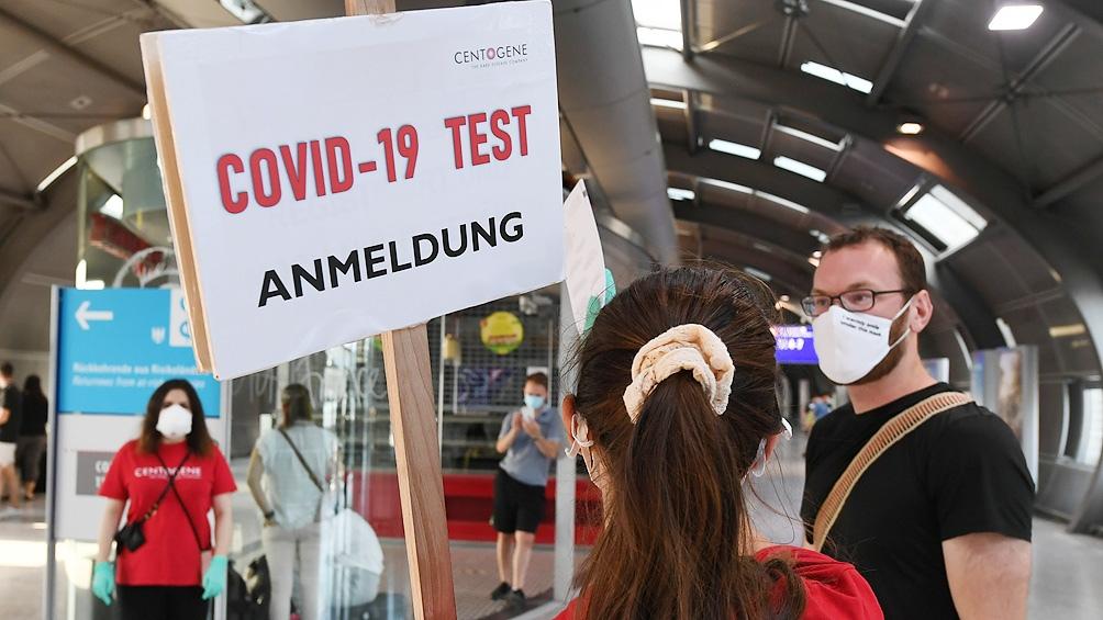 En las últimas 24 horas los nuevos contagios en Alemania ascendieron a 1.707