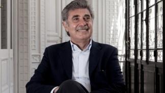Hugo Sigman, empresario argentino propietario del laboratorio que producirá para la región la vacuna de Oxford.