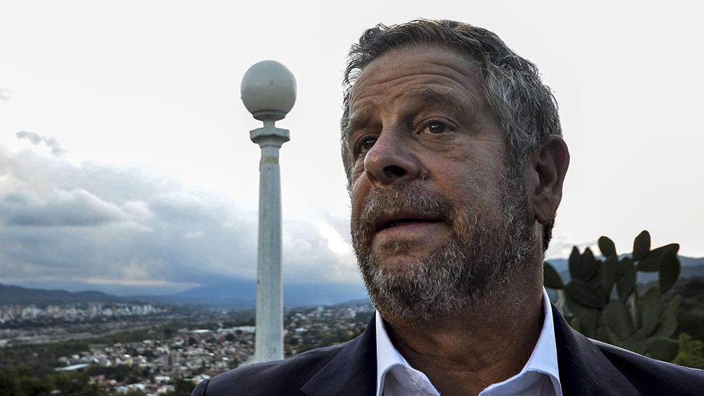 El exsecretario de Salud Adolfo Rubinstein.