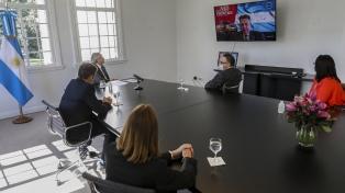 """Alberto Fernández celebró la inversión por US$130 millones de Nissan: """"Argentina se va a recuperar trabajando"""""""