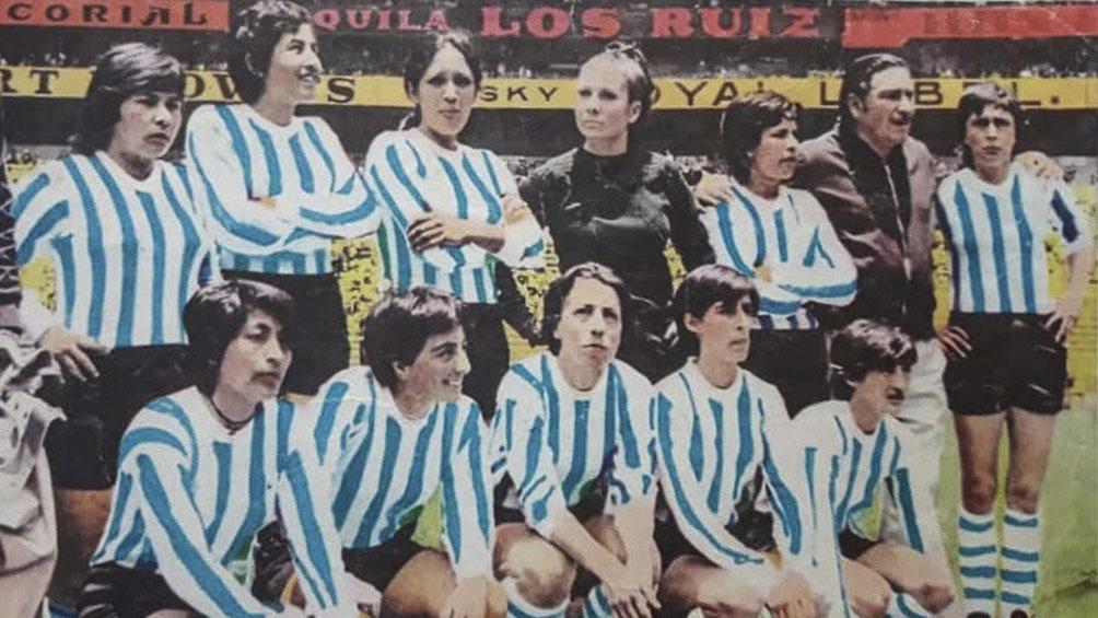 Un reconocimiento al fútbol femenino que se hizo esperar tras cinco décadas