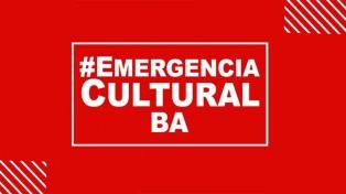 Más de 60 organizaciones lanzan la campaña Emergencia Cultural BA