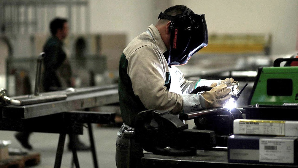 La actividad económica de octubre subió 1,9% en comparación a septiembre.