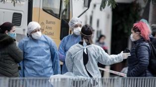 Ciudad: se reportaron 758 nuevos casos y 55 muertes en las últimas 24 horas