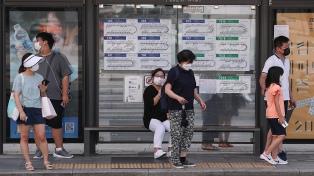 Corea del Sur registró la mayor cifra de casos en tres meses y evalúa medidas