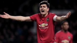 El capitán del Manchester United, detenido por una pelea en un bar en la isla griega de Mikonos