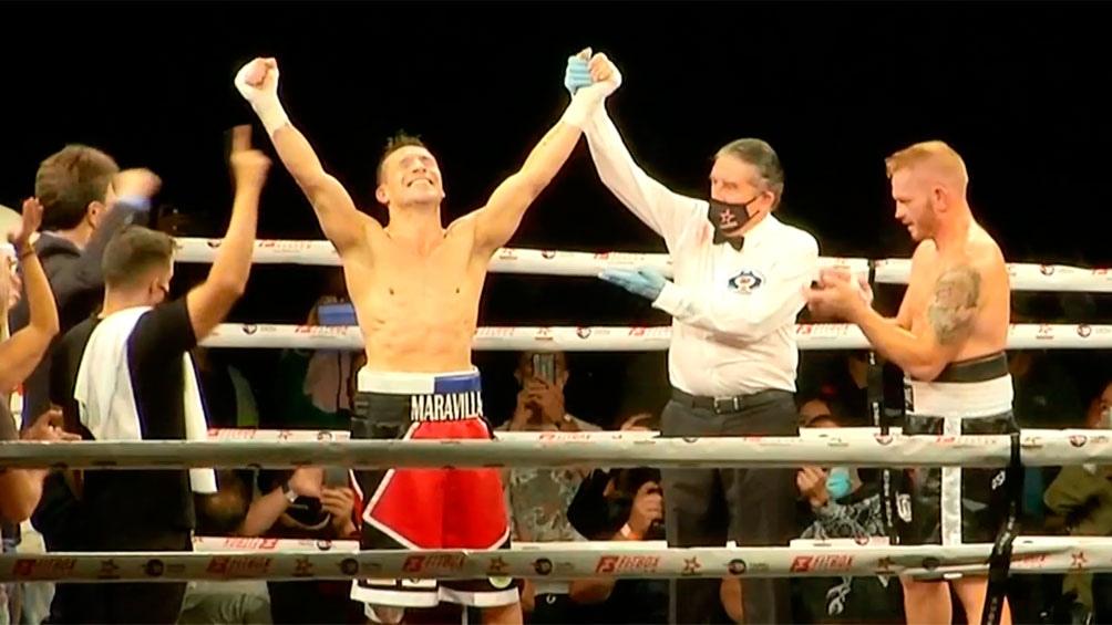 Martínez le apunta al actual monarca de la Asociación Mundial de Boxeo, el japonés Murata