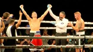 """""""Maravilla"""" Martínez: """"Quiero volver a ser campeón mundial"""""""