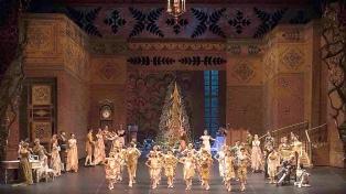 """El Colón ofrece el colorido ballet """"Cascanueces"""", una obra para grandes y chicos"""