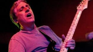 Falleció Jack Sherman, exguitarrista de Red Hot Chili Peppers