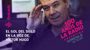 """Víctor Hugo Morales resalta la """"durabilidad"""" de la radio como soporte mediático"""