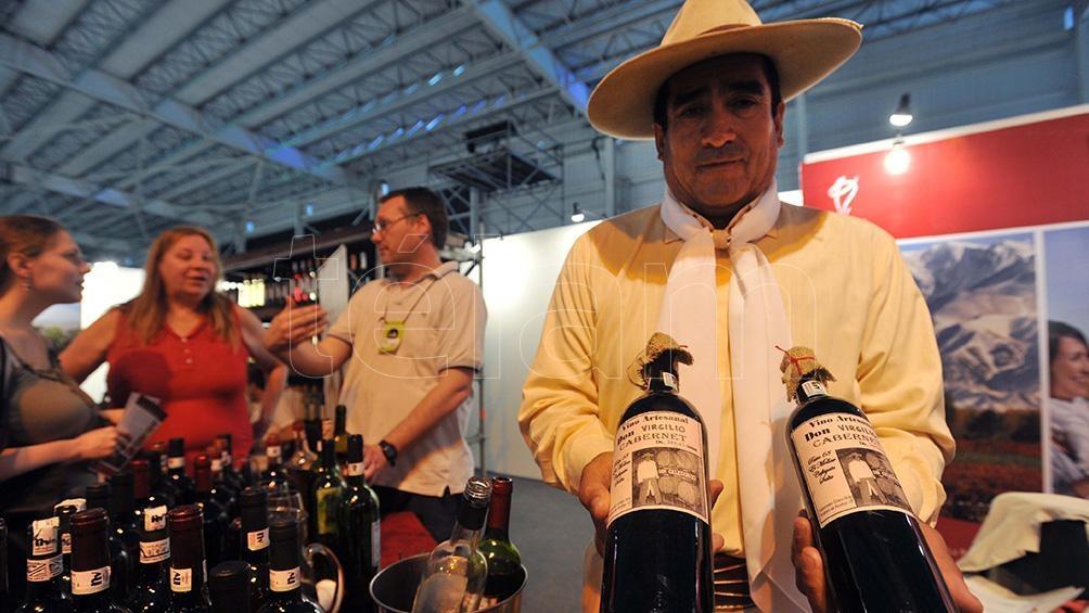 Actualmente la Argentina representa entre el 2 y el 3 por ciento del comercio mundial de vinos.