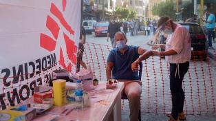 Explosión, coronavirus y crisis, la cruda situación en Beirut contada por un médico de MSF