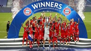 La UEFA aprobaría la nueva manera de jugar la Liga de Campeones