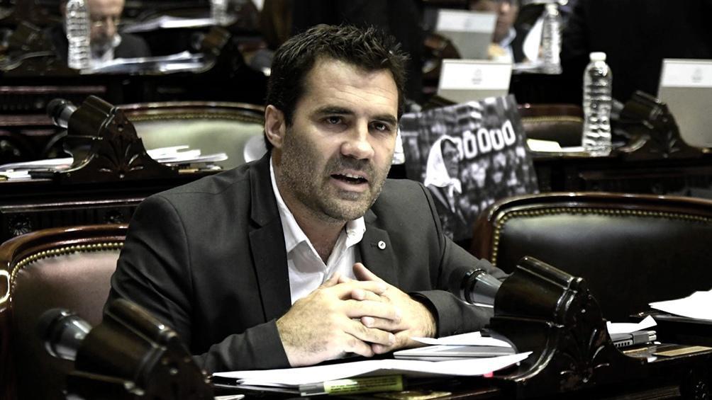 Darío Martínez, secretario de Energía desde el 25 de septiembre pasado.