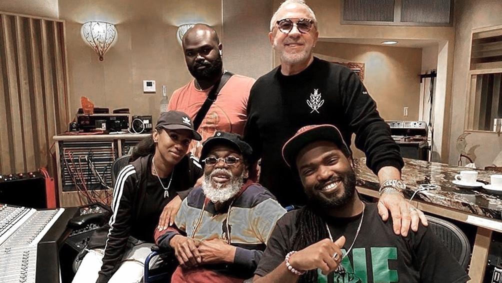 The Wailers continúa la tradición de la música de Bob Marley a pedido del propio artista.