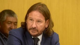 Leandro Aparicio recibió una carta  documento del comisario inspector retirado Miguel Ángel Reynoso