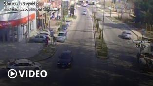 Buscan a un prófugo y medio botín por el robo de $500.000 a un abogado en un banco de Tigre