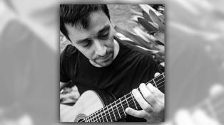 """Julián Midón pone a sonar su guitarra """"casi como un sueño"""""""