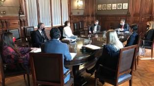 La Cámara Nacional Electoral inició reuniones con jueces y funcionarios