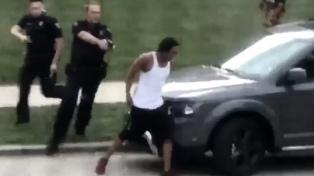 Crece la indignación en EEUU por otro afroamericano baleado por la policía