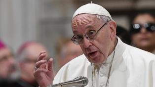 """Francisco pidió un """"nuevo modelo de crecimiento económico"""" que cuide el ambiente"""