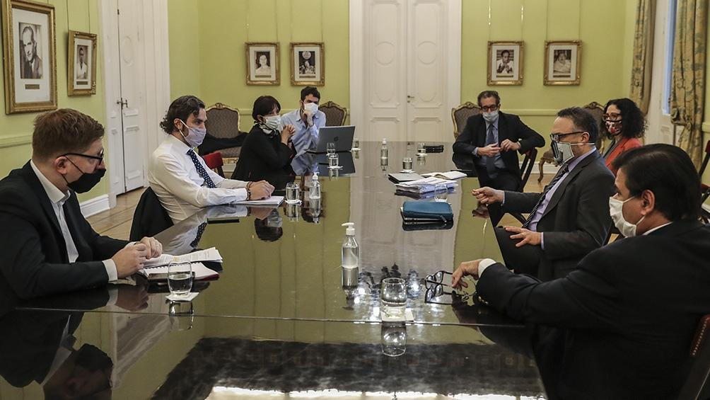 La reunión se llevará a cabo a partir de las 17, en el Salón de los Científicos de la Casa Rosada.
