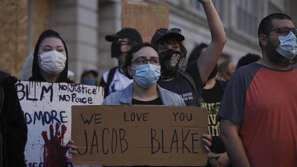 Protestas ante un nuevo caso de racismo policial