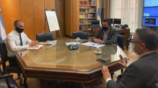 Martínez comenzó su gestión al frente de la Secretaría de Energía