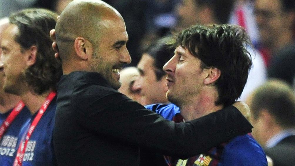 Guardiola dijo que no sabe qué decidirá Messi para su futuro