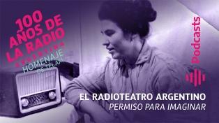 El radioteatro, un género que acompañó a la sociedad argentina a través de los años