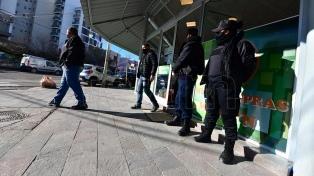 Nueve detenidos acusados de integrar una banda narco que operaba en Puerto Madryn