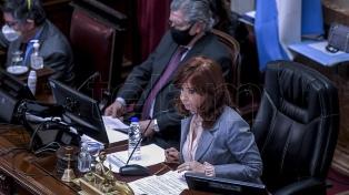 "Investigarán si hubo ""hostigamiento fiscal"" de la AFIP de Macri contra Cristina Kirchner"