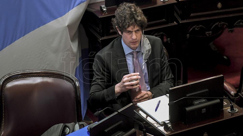 Lousteau recordó que el propio Rafecas advirtió que no aceptaría el cargo si se modifican las mayorías necesarias para designarlo.