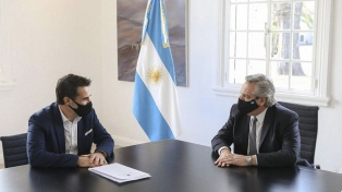 Fernández le encomendó a Martínez motorizar la producción energética con empleo, valor agregado y exportación