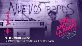 El rock nacional, el sonido que resurgió con el comienzo de la democracia y el fin de la dictadura