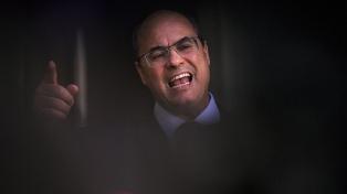 La justicia suspendió al gobernador de Río de Janeiro por corrupción en contratos en el área de salud