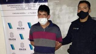 Detienen a un remisero por el femicidio de una mujer en El Palomar