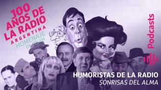 """Stoppelman: """"El humor es un elemento decisivo en la radio"""""""