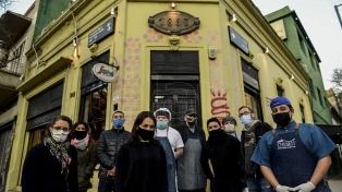 La emblemática pizzería 1893 de Villa Crespo fue recuperada por sus trabajadores en plena pandemia