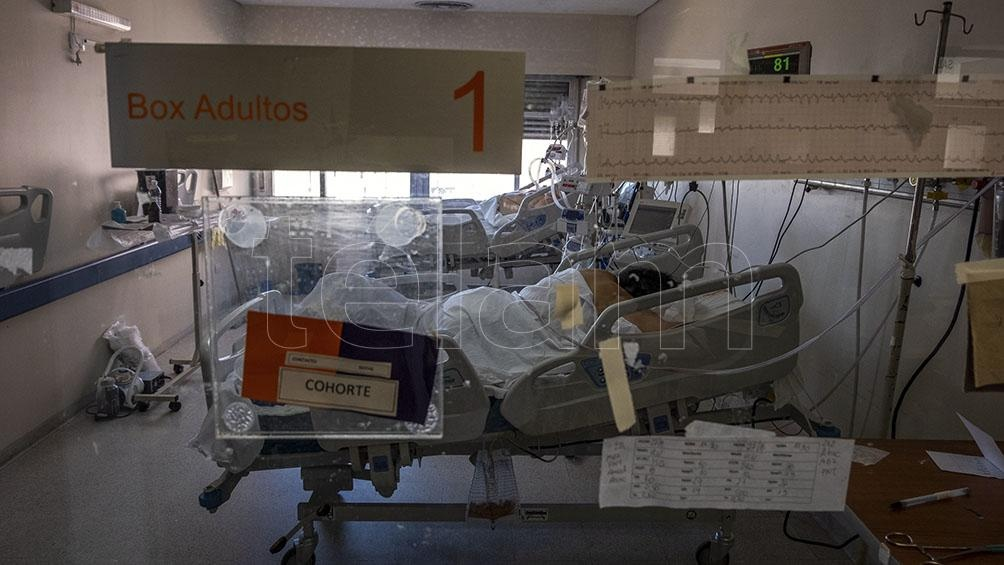 Los casos confirmados de Covid-19 internados en terapia intensiva ascienden a 3.526 a nivel nacional.