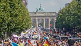 Alemania reportó 1.479 nuevas infecciones en la última jornada.