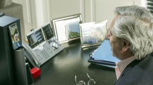 Fernández y Piñera hablaron tras la eliminación del cobro del roaming entre Argentina y Chile