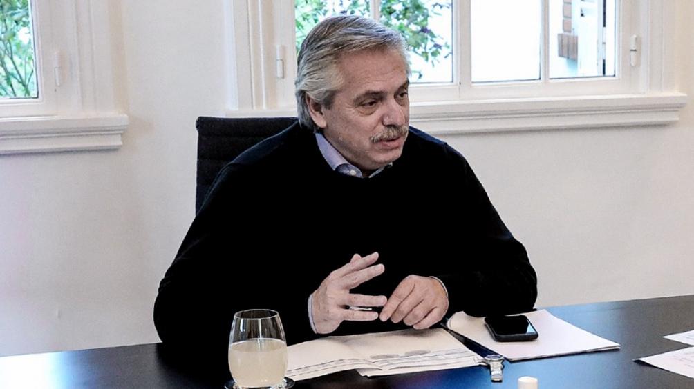 Alberto Fernández encabezará un encuentro virtual con la Pastoral Social