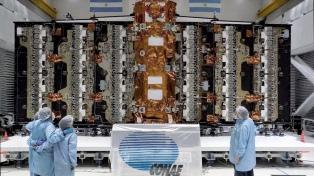 Cuenta regresiva para el lanzamiento del Saocom 1B desde Cabo Cañaveral