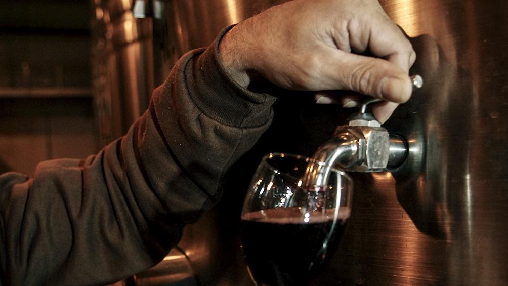 """""""2021 pareciera que va a ser un buen año para las exportaciones de vino embotellado"""", afirmó el vicepresidente de Bodegas de Argentina, Francisco Do Pico."""